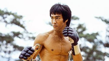 Bruce Lee w filmie 'Wejście smoka