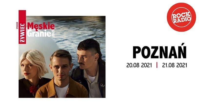 Męskie Granie - Poznań