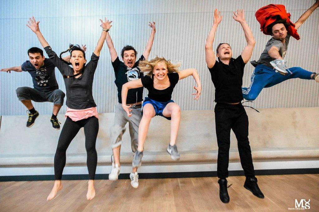 Próba w Nowym Teatrze / MARCIN OLIVA SOTO