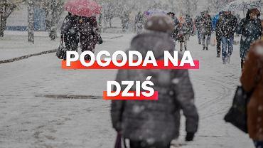 Prognoza pogody na dziś - 3 stycznia 2019 r. Przygotujmy się na opady śniegu
