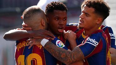Wielki powrót do FC Barcelony po prawie roku.