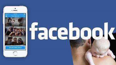 Moments - Facebook pracuje nad nową aplikacją, która ma nam zapewnić więcej prywatności