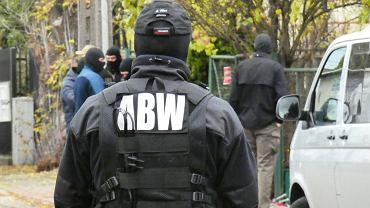 Akcja ABW/zdjęcie ilustracyjne