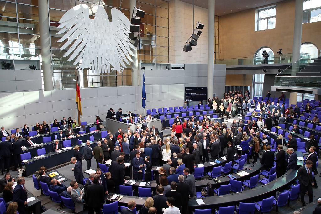14.11.2019, Berlin, Bundestag