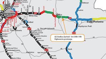 Autostrada A2 w końcu rusza na wschód
