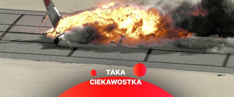 Kontrolowane katastrofy samolotów w USA