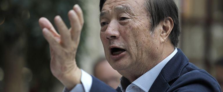 Prezes Huawei odpiera zarzuty o szpiegostwo i chwali Trumpa