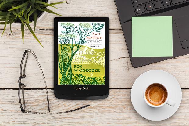 Książka 'Rok w ogrodzie' w e-booku