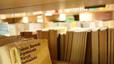 Biblioteka szkolna (zdjęcie ilustracyjne)
