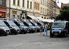 240 tys. mundurowych zaczyna bój o chorobowe. Pierwsza runda pod Sejmem