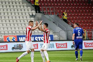 Cracovia zrzuca Termalikę do 1. ligi? Hat-trick Piątka