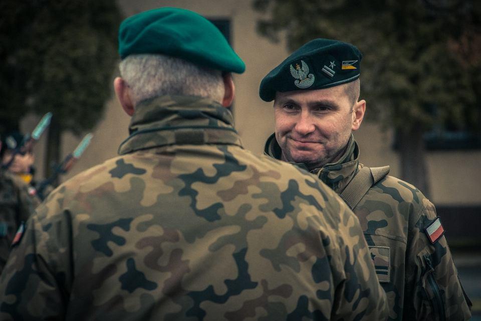 Zdjęcie numer 14 w galerii - Żołnierze, którzy wzmacniali południową flankę NATO, wrócili do domu [ZDJĘCIA]