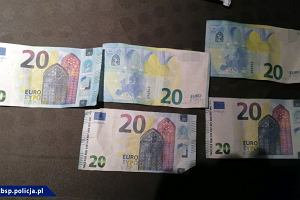 W drukarni fałszowali pieniądze. W obieg w kantorze przy A4 puścili prawie 1,5 mln euro