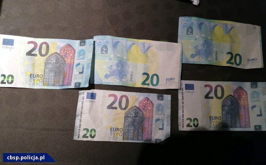 Drukarnia banknotów/zdjęcie ilustracyjne