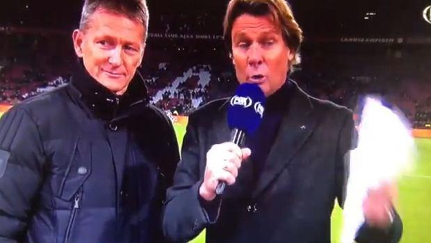 """Marco van Basten ukarany przez Fox Sports! Wszystko z powodu słów """"sieg heil"""""""