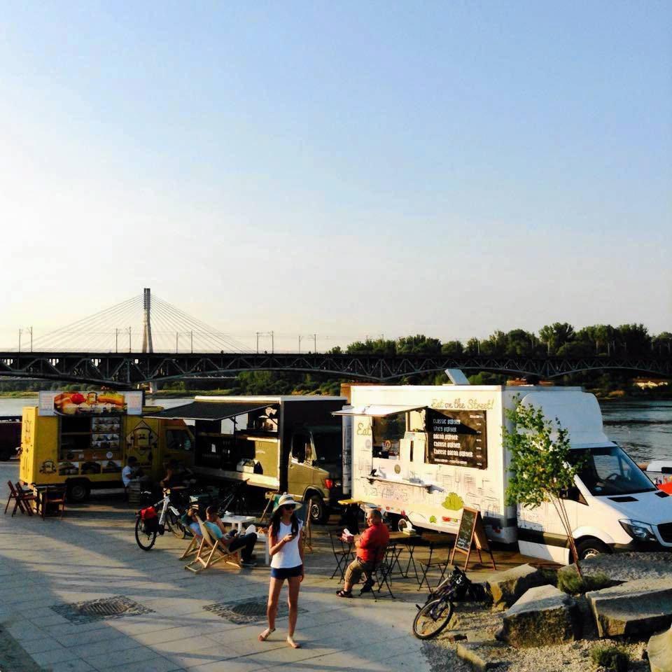 Food Port Warszawa /