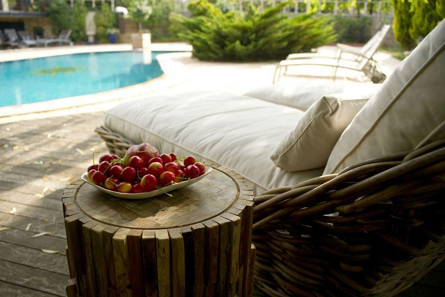 Leżaki na taras i do ogrodu