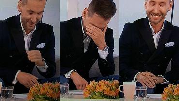 Reakcja Piotra Kraśki