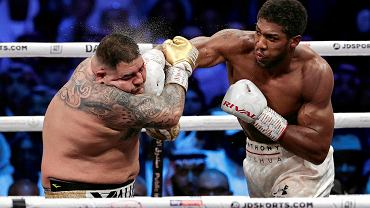 Bokserska walka Andy'ego Ruiza z Anthonym Joshuą w Rijadzie