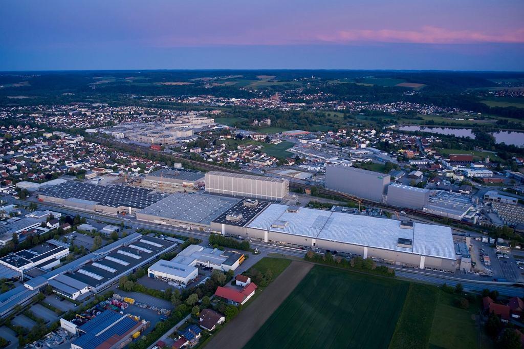 Centrum kompetencyjne BMW, Dingolfing