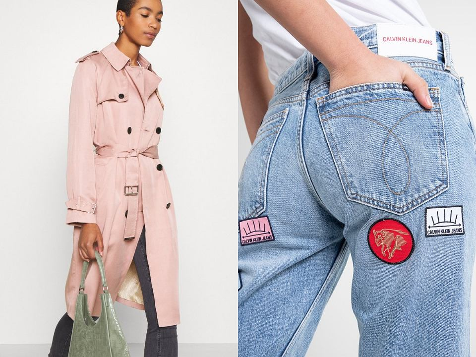 Calvin Klein wyprzedaż ubrań
