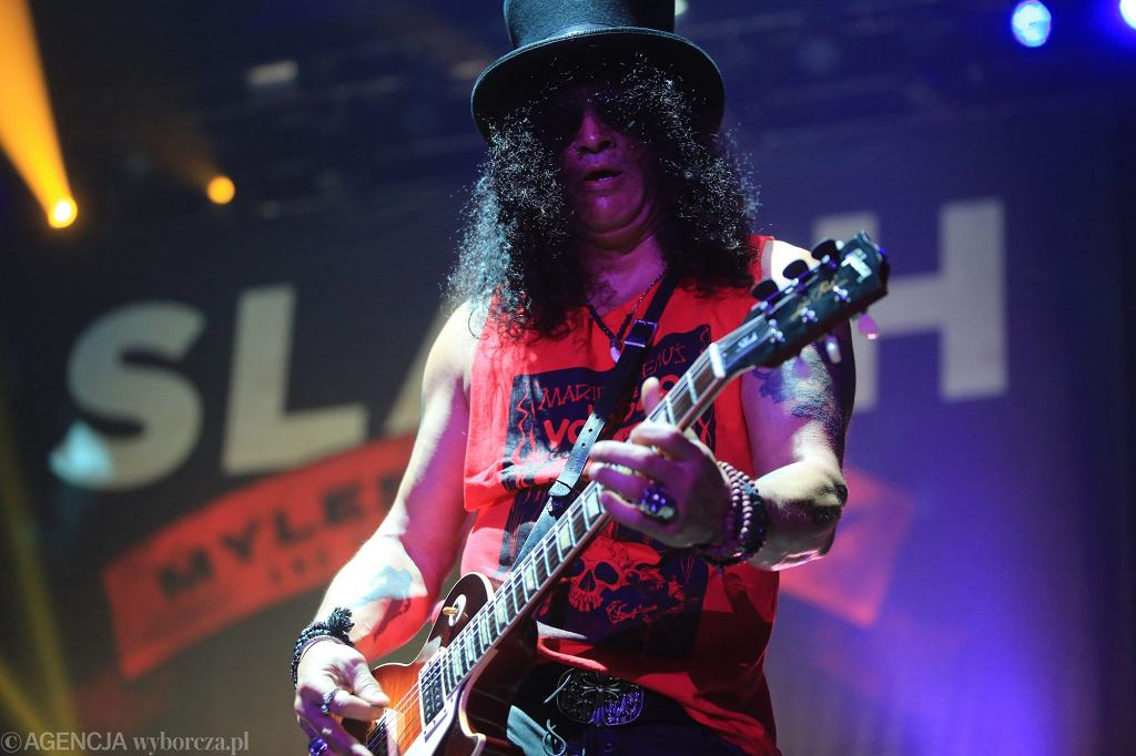 Koncert Slash ft. Myles Kennedy and The Conspirators