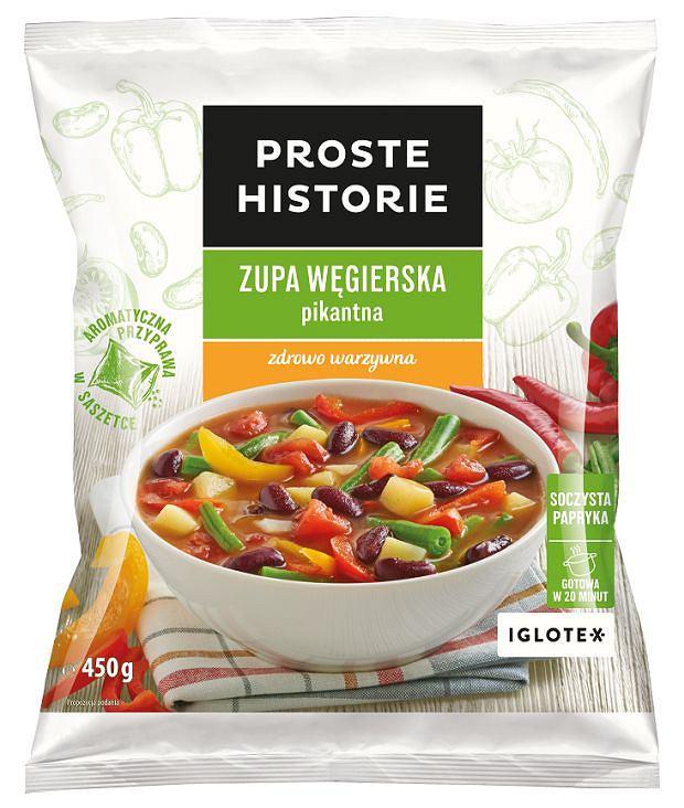 Zupa węgierska pikantna