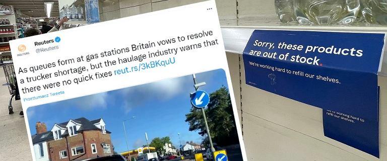 """Wielka Brytania ma """"10 dni, by uratować Święta"""". Rząd ma mięknąć w sprawie wiz"""