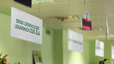Biuro Obsługi Klienta ZUS w Olsztynie