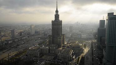 Apartamentowiec Cosmopolitan w Warszawie