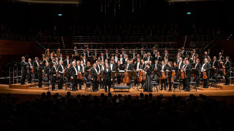 Berlińscy Filharmonicy wystąpili w NFM