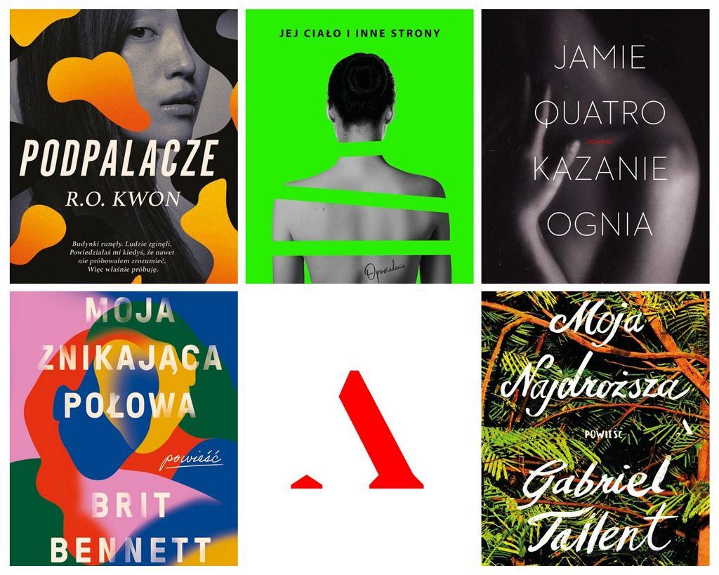 5 powieści Wydawnictwa Agora o kobiecości i odwadze