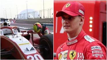 Mick Schumacher became the Formula 2 champion