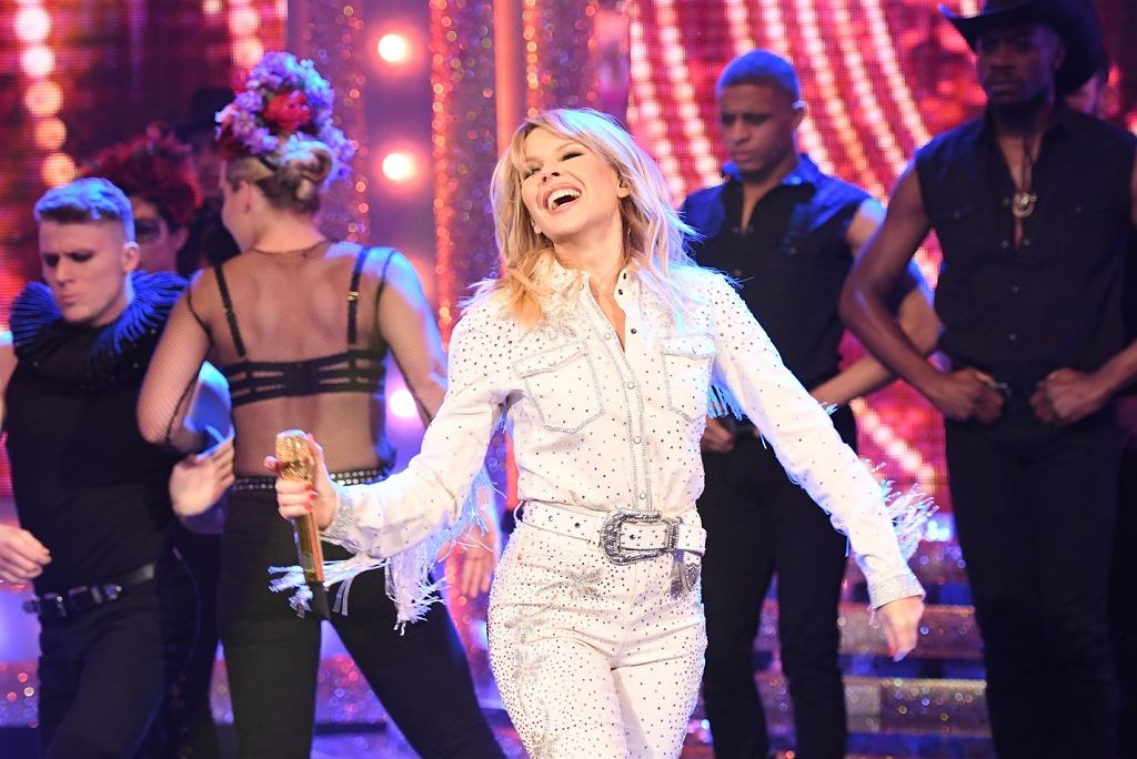 Kylie Minogue - 2018