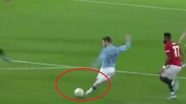Manchester City wygrał z Manchesterem United. Kapitalny gol Bernardo Silvy