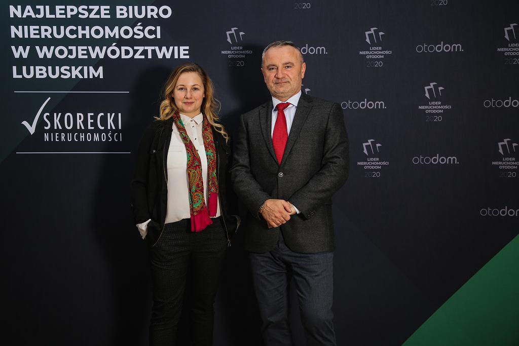 Lider Nieruchomości Otodom 2020. Skorecki Nieruchomości najlepszym biurem w woj. lubuskim