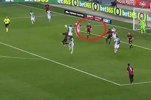 Krzysztof Piątek strzelił gola! Sędzia po długim namyśle go uznał [WIDEO]