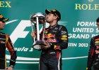 F1. Vettel o jedno zwycięstwo od rekordów Schumachera i Ascariego