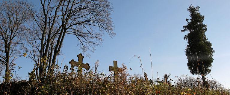 Czarny Las: parafia zrównała z ziemią zabytkowy cmentarz ewangelicki