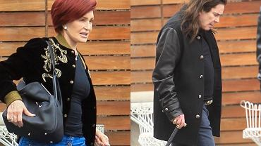 Sharon Osbourne i Ozzy Osbourne