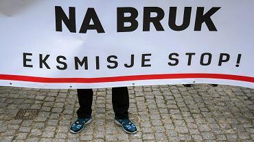 W Polsce nie wolno eksmitować w okresie ochronnym, który obowiązuje od 1 listopada do 31 marca.