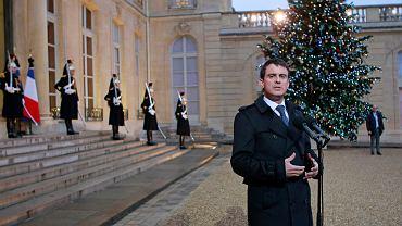 Manuel Valls, premier Francji