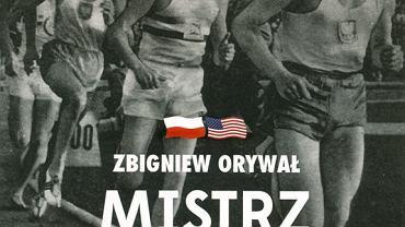 książka o Zbigniewie Orywale