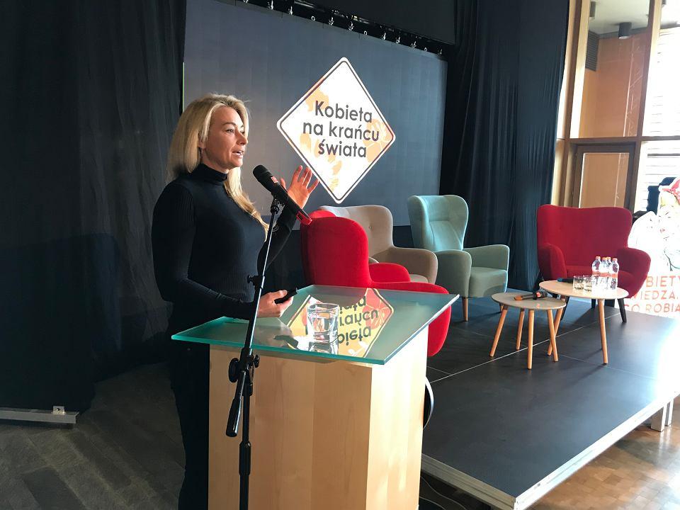 Martyna Wojciechowska na 'Kobiety wiedzą, co robią'