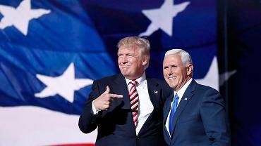 Zastrzeżenia Trumpa do NATO natychmiast podważył Mike Pence, kandydat na wiceprezydenta. Ale jego dobre wystąpienie zupełnie uszło uwadze uczestników konwencji