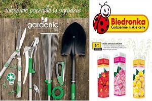 Wiosenne porządki w ogrodzie z Biedronką!