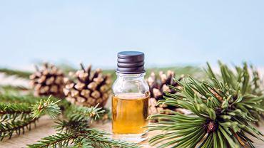 Olejek pichtowy, olejek z pędów sosny