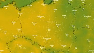 Prognoza pogody na Wielkanoc 2019