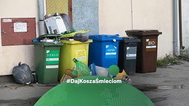 Segregacja śmieci.