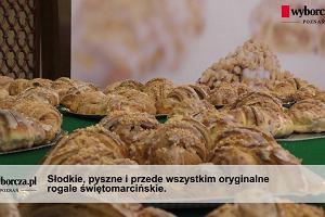 Przyznanie certyfikatów rogalom świętomarcińskim w Wielkopolskiej Izbie Rzemieślniczej